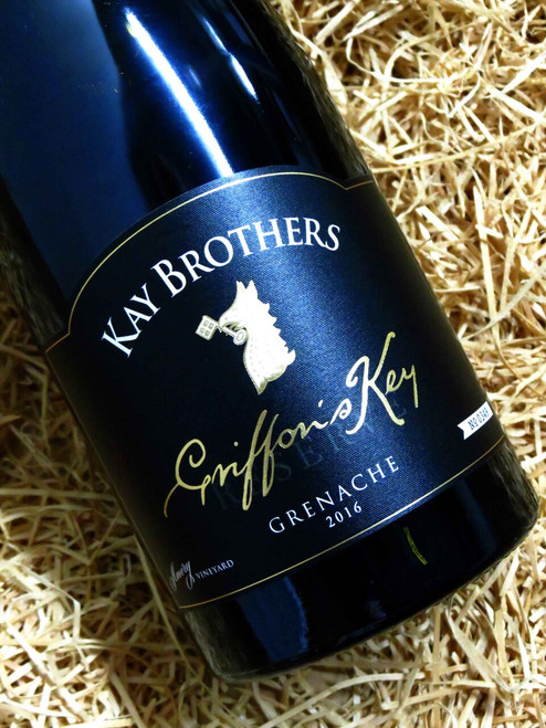 [SOLD-OUT] Kay Brothers Griffon's Key Grenache 2016