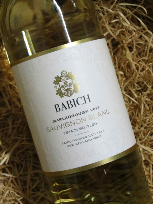 [SOLD-OUT] Babich Sauvignon Blanc 2017