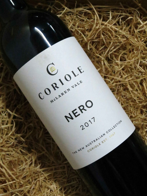 [SOLD-OUT] Coriole 'Nero' Nero d'Avola 2017
