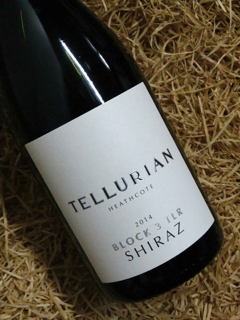 [SOLD-OUT] Tellurian Block 3 TLR Shiraz 2014