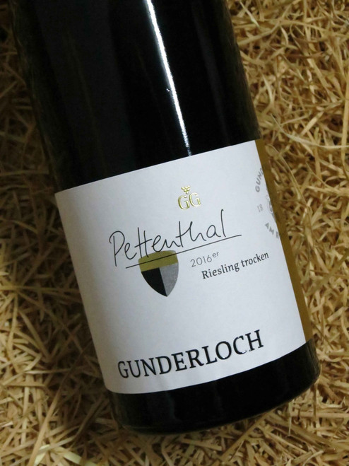 [SOLD-OUT] Gunderloch Pattenthal RIES_GG 2016