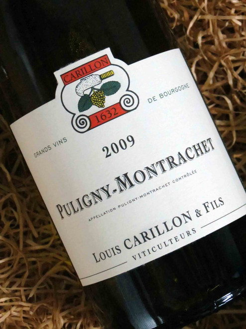 [SOLD-OUT] Louis Carillon Puligny-Montrachet 2009