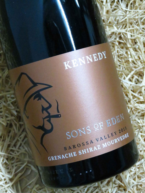 [SOLD-OUT] Sons of Eden Kennedy Grenache Shiraz Mourvedre 2015