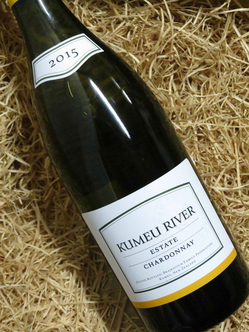 [SOLD-OUT] Kumeu River Estate Chardonnay 2015