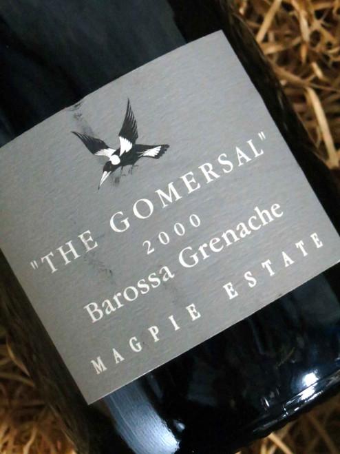 [SOLD-OUT] Magpie Estate Gomersal Grenache 2000 (Minor Damaged Label)
