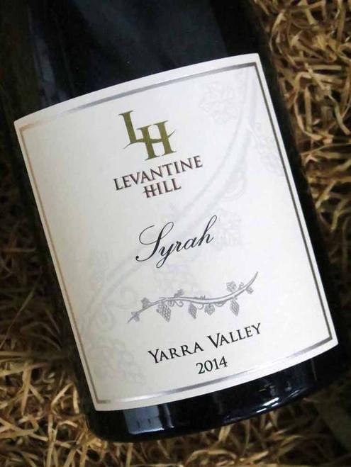 [SOLD-OUT] Levantine Hill Estate Syrah 2014 (Minor Damaged Label)