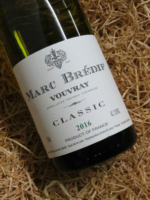 [SOLD-OUT] Marc Bredif Vouvray 2016