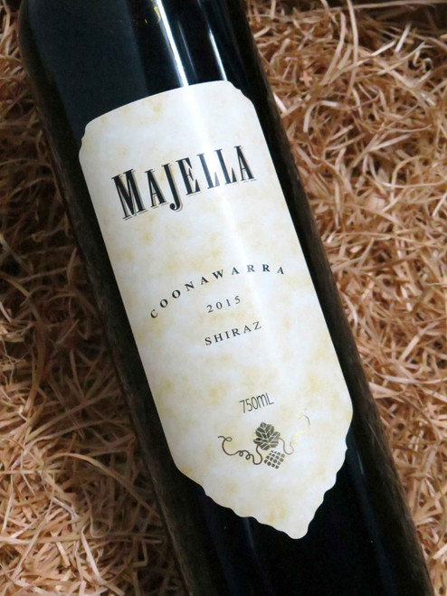 [SOLD-OUT] Majella Coonawarra Shiraz 2015