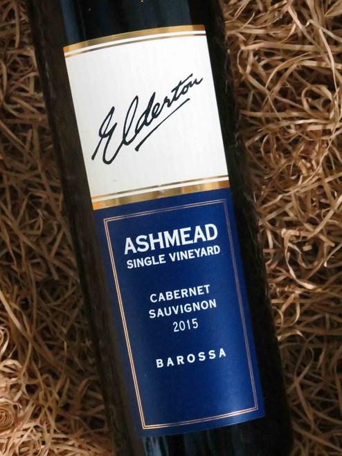 [SOLD-OUT] Elderton Ashmead Cabernet 2015