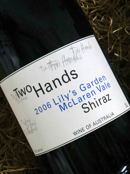 [SOLD-OUT] Two Hands Lily's Garden Shiraz 2006 Double Magnum