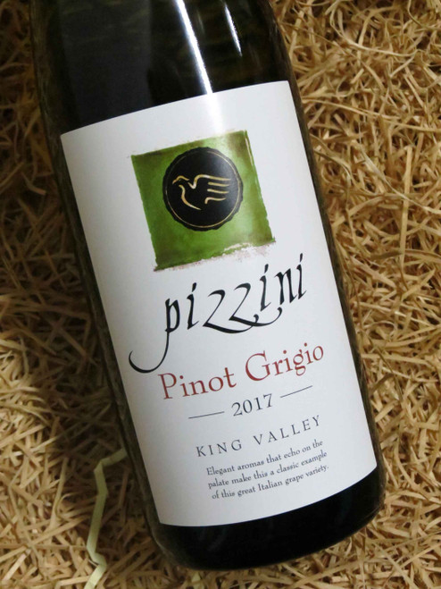 [SOLD-OUT] Pizzini Pinot Grigio 2017