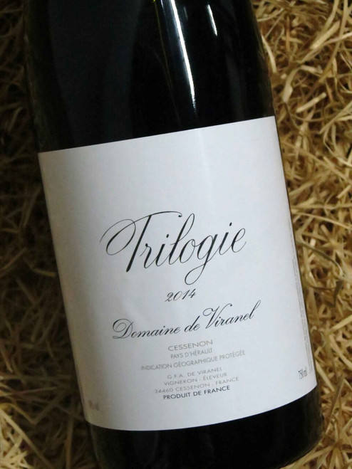 [SOLD-OUT] Chateau Viranel Trilogie Rouge 2014