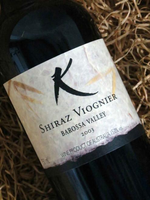 [SOLD-OUT] Kalleske Shiraz Viognier 2003