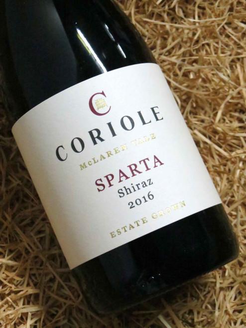 [SOLD-OUT] Coriole Sparta Shiraz 2016