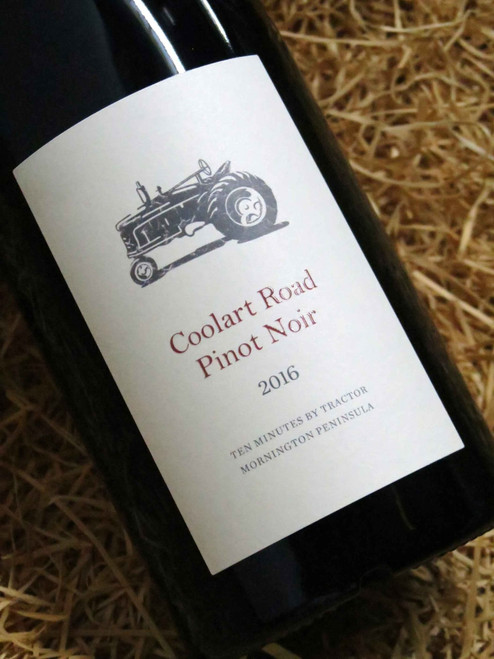 [SOLD-OUT] Ten Minutes By Tractor Coolart Road Pinot Noir 2016