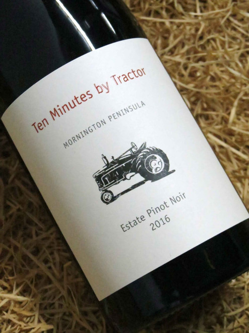 [SOLD-OUT] Ten Minutes By Tractor Estate Pinot Noir 2016