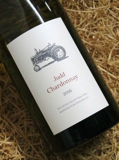 Ten Minutes By Tractor Judd Chardonnay 2016