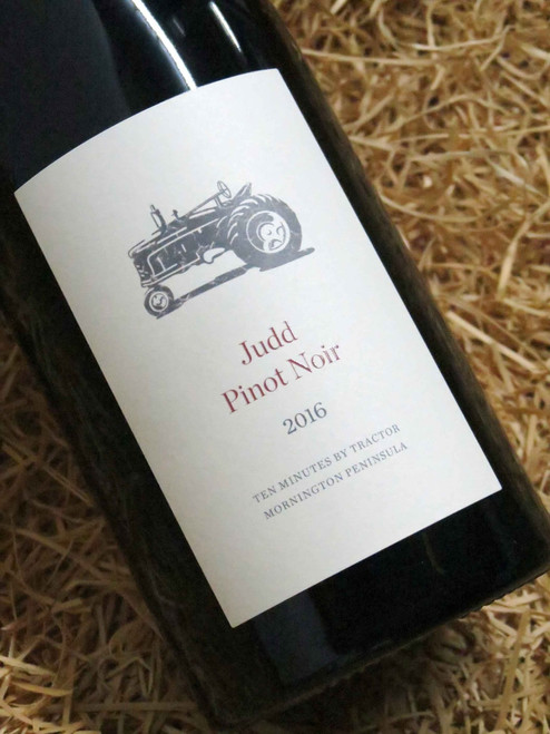 [SOLD-OUT] Ten Minutes By Tractor Judd Pinot Noir 2016