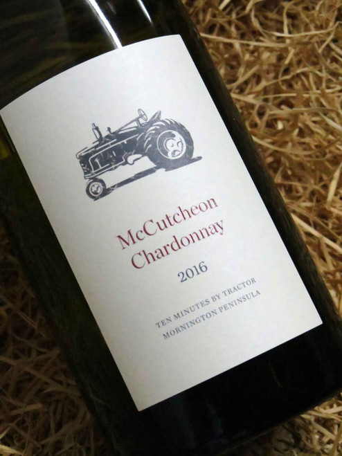 Ten Minutes By Tractor McCutcheon Chardonnay 2016
