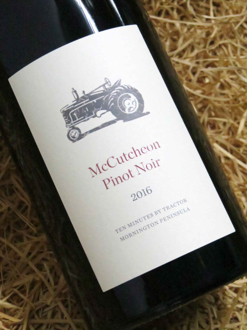 [SOLD-OUT] Ten Minutes By Tractor McCutcheon Pinot Noir 2016