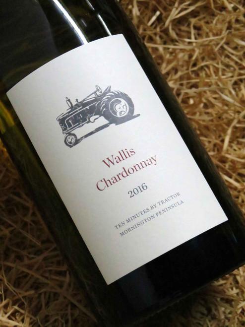 Ten Minutes By Tractor Wallis Chardonnay 2016
