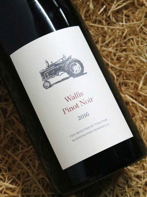 [SOLD-OUT] Ten Minutes By Tractor Wallis Pinot Noir 2016