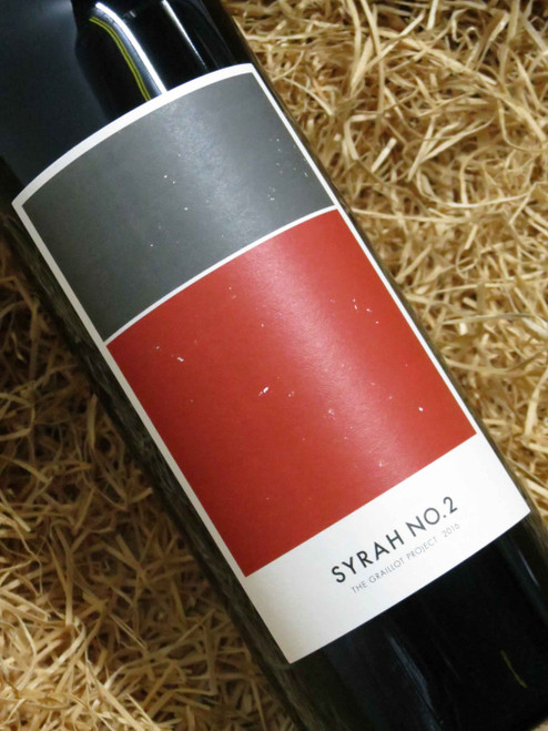 [SOLD-OUT] Graillot Project Syrah No. 2 2016