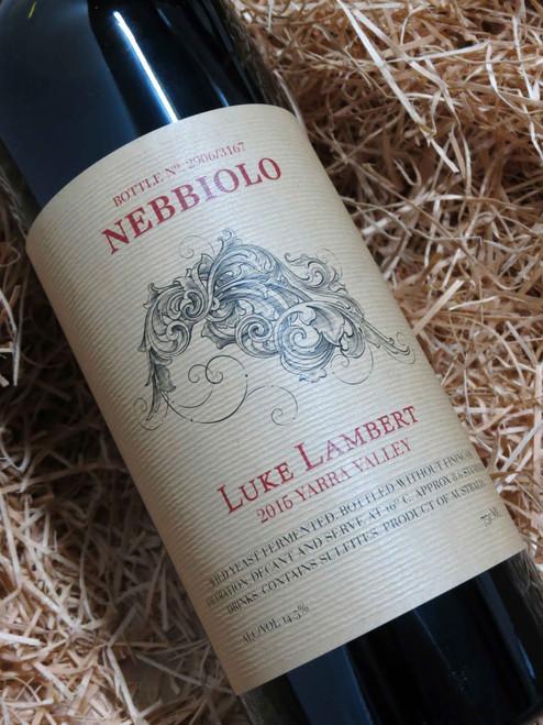 [SOLD-OUT] Luke Lambert Nebbiolo 2016