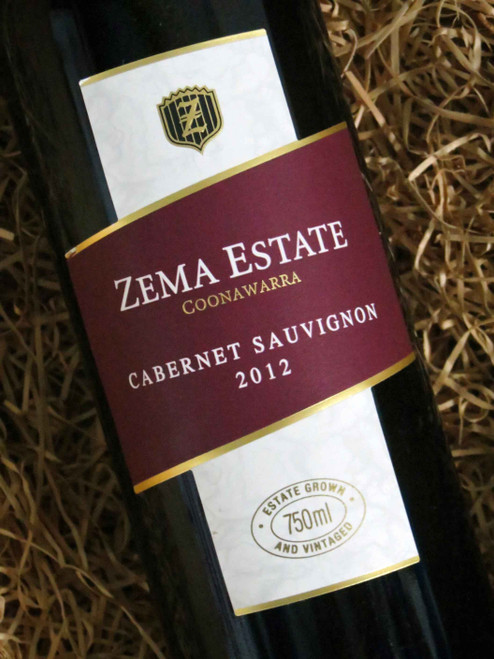 [SOLD-OUT] Zema Estate Coonawarra Cabernet Sauvignon 2012