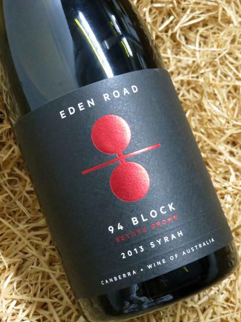 [SOLD-OUT] Eden Road 94 Block Syrah 2013