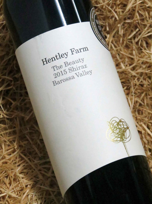 [SOLD-OUT] Hentley Farm The Beauty Shiraz 2015