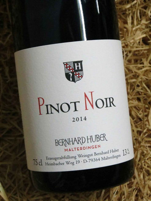 [SOLD-OUT] Bernhard Huber Pinot Noir 2014