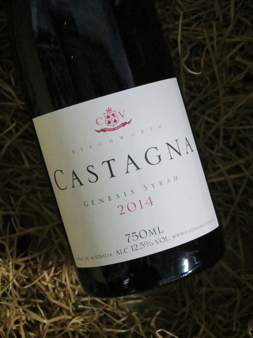 [SOLD-OUT] Castagna Genesis Syrah 2014