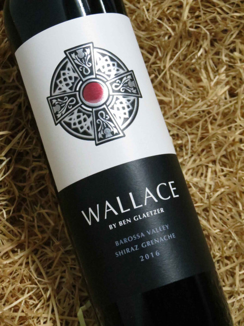 [SOLD-OUT] Glaetzer Wallace Shiraz Grenache 2016