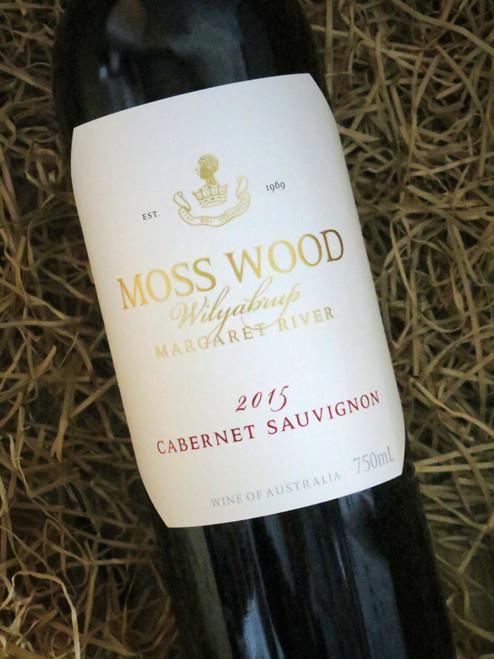 [SOLD-OUT] Moss Wood Cabernet Sauvignon 2015