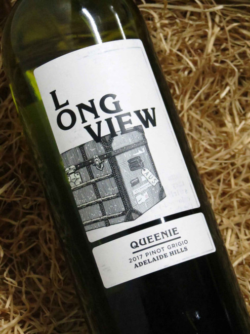 [SOLD-OUT] Longview Queenie Pinot Grigio 2017