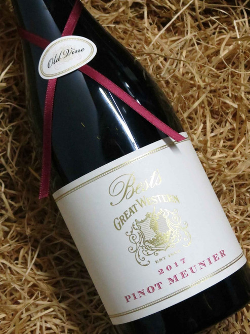 [SOLD-OUT] Best's Old Vine Pinot Meunier 2017