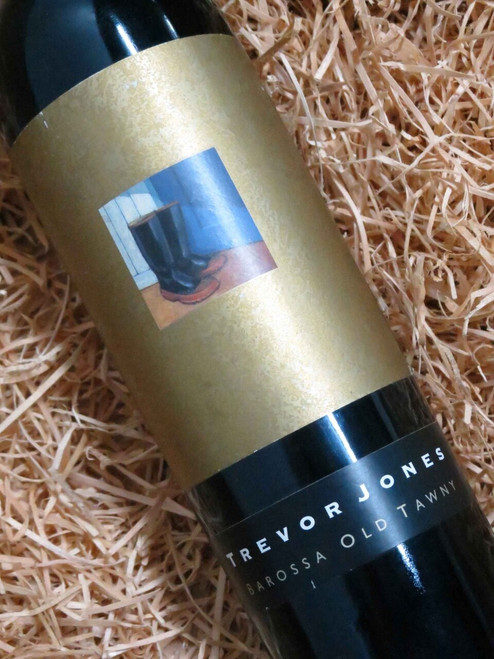 [SOLD-OUT] Trevor Jones Barossa Old Tawny N.V 375mL-Half-Bottle