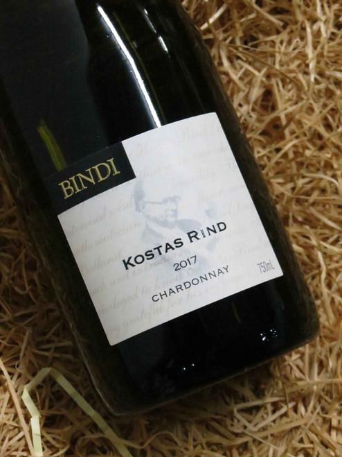 [SOLD-OUT] Bindi Kostas Rind Chardonnay 2017