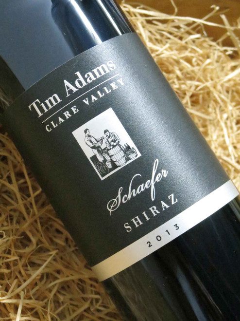 [SOLD-OUT] Tim Adams Schaefer Shiraz 2013