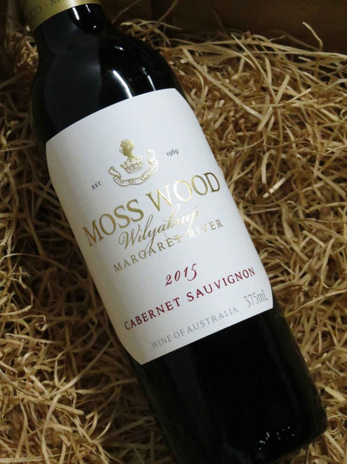 [SOLD-OUT] Moss Wood Cabernet Sauvignon 2015 375mL-Half-Bottle