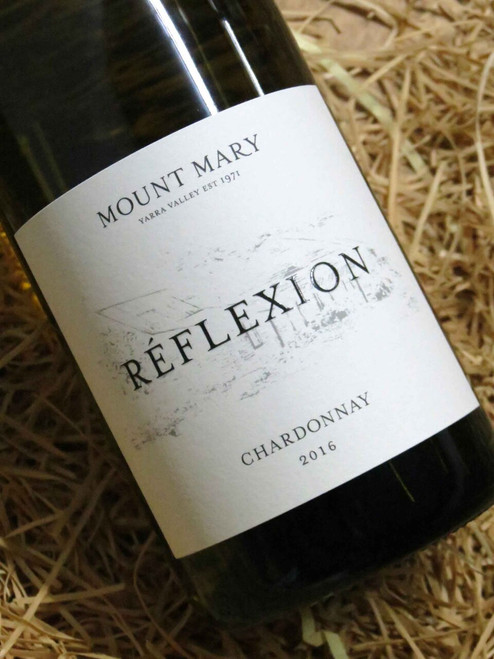 [SOLD-OUT] Mount Mary Reflexion Chardonnay 2016