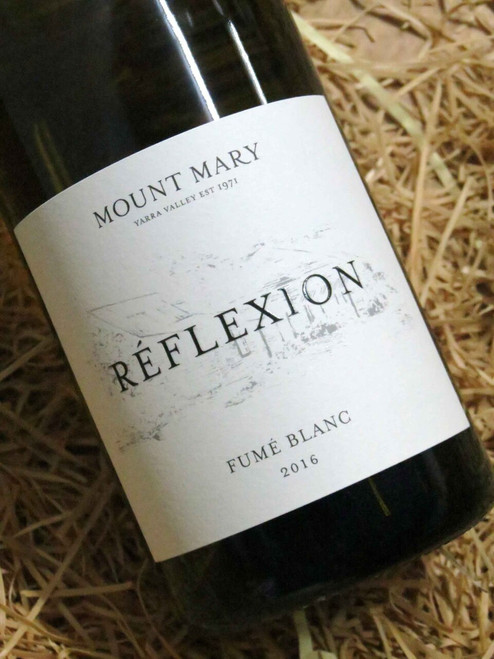 [SOLD-OUT] Mount Mary Reflexion Fume Blanc 2016