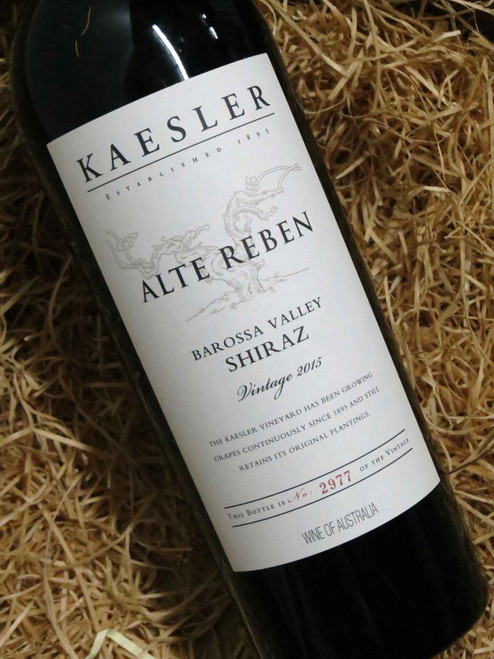 [SOLD-OUT] Kaesler Alte Reben Shiraz 2015