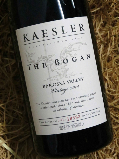Kaesler The Bogan Shiraz 2015