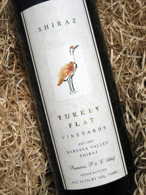 Turkey Flat Shiraz 2001