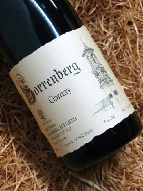 [SOLD-OUT] Sorrenberg Gamay 2017