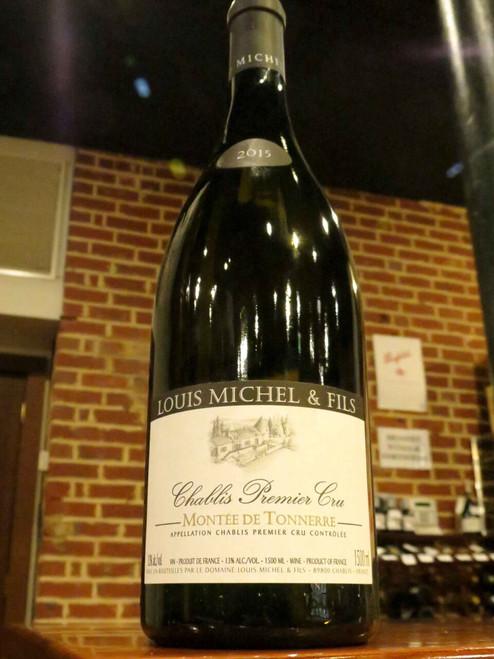 [SOLD-OUT] Louis Michel Premier Cru Montee de Tonnerre 2015 1500mL-Magnum