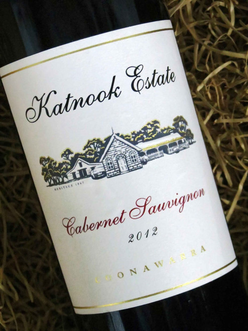 [SOLD-OUT] Katnook Estate Cabernet Sauvignon 2012