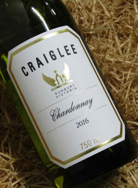 [SOLD-OUT] Craiglee Chardonnay 2016
